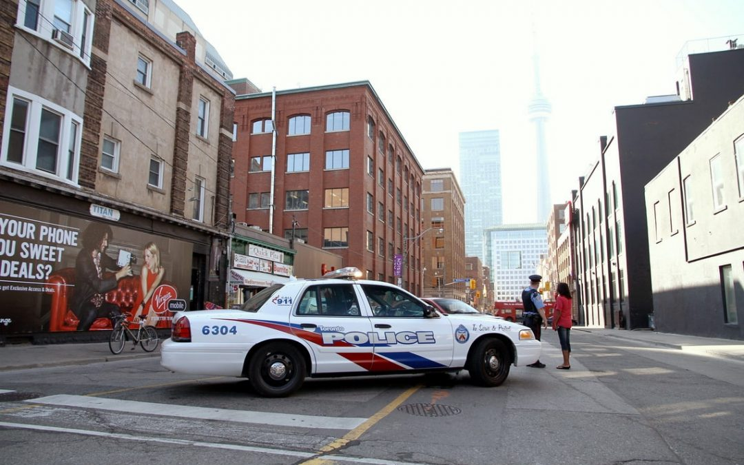 Toronto Police Conduct Too Many Strip Searches, Report Says