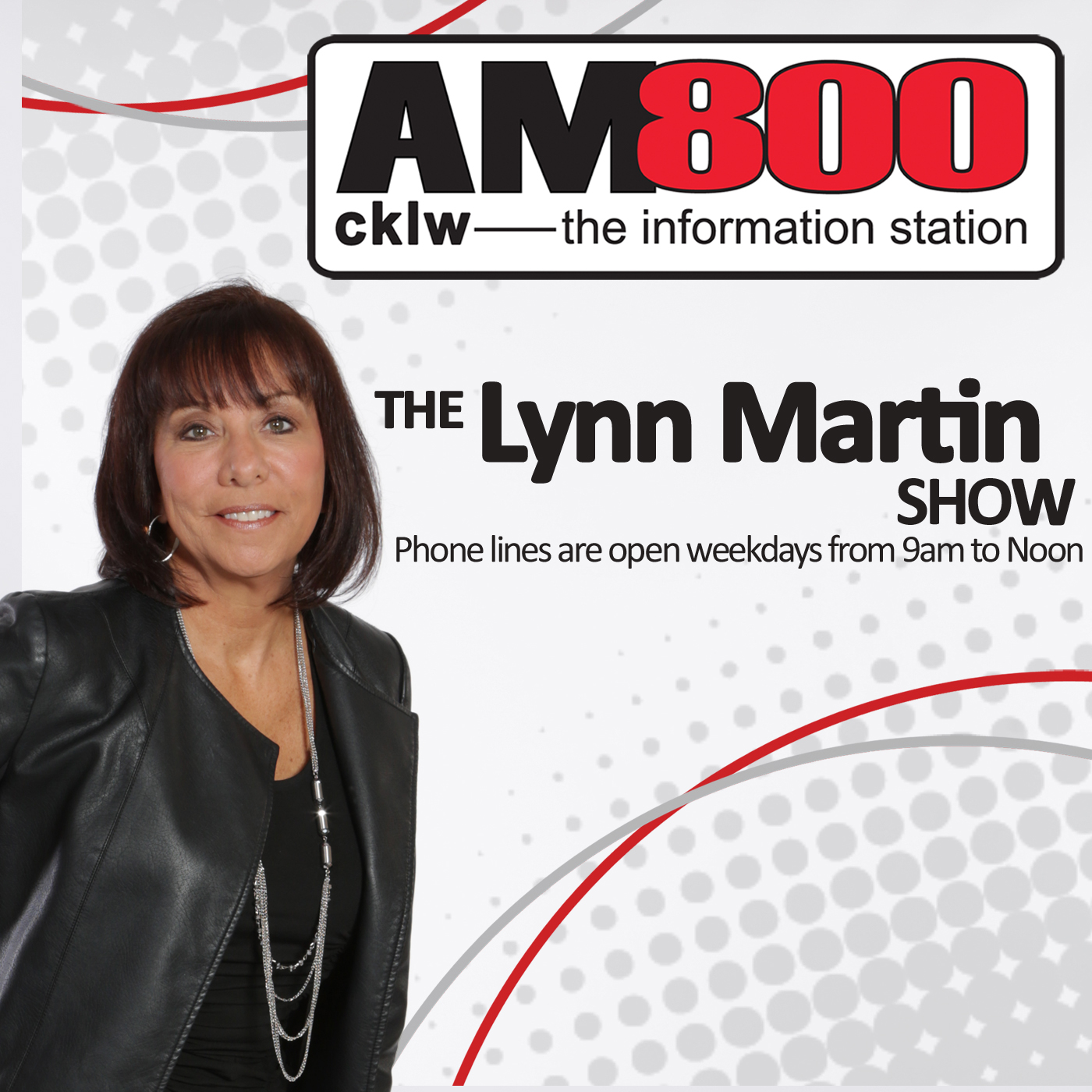 David Anber's Radio Interview on The Lynn Martin Show