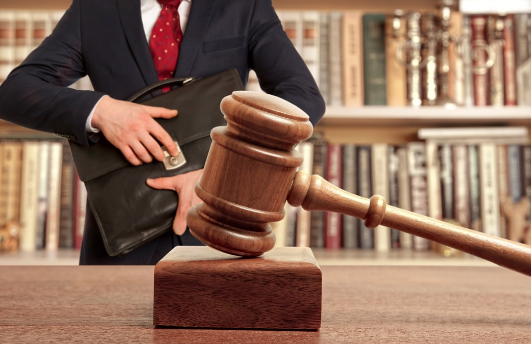 lawyer-in-court-law-concept