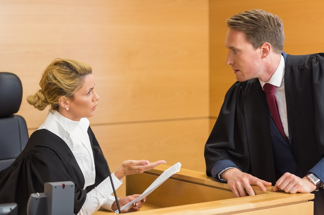 How can a defence lawyer prove that racial profiling occurred during a traffic stop?